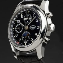 Prim new Automatic Luminous hands 42mm Steel Sapphire crystal