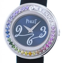 Piaget Possession Белое золото 29mm Синий