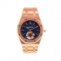 Audemars Piguet 26510OR.00.122OR.01 Rose gold 2016 Royal Oak Tourbillon 41mm pre-owned