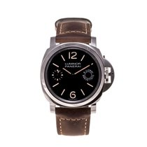 Panerai Luminor Marina 8 Days Acier 44mm Noir