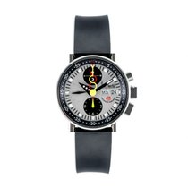 Alain Silberstein Titanium 39.5mm Automatic pre-owned