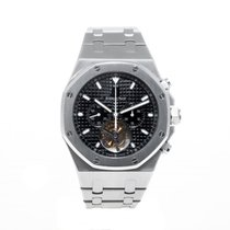 Audemars Piguet Royal Oak Tourbillon 25977ST 2013 pre-owned