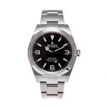 Rolex Explorer neu 2019 Automatik Uhr mit Original-Box und Original-Papieren 214270