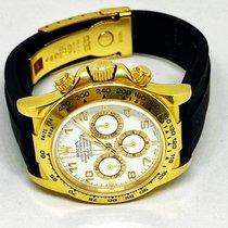 Rolex Daytona Aur galben 40mm Alb Arabic România, Bucuresti