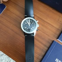 Breitling Navitimer Steel 41mm Black Arabic numerals United States of America, New York, Orchard Park