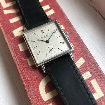 NOMOS Tetra Steel 29.5mm White Arabic numerals United States of America, New York, Forest Hills