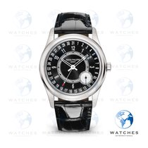 Patek Philippe Calatrava White gold 39mm Black Arabic numerals United States of America, New York, New York