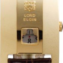Elgin new Manual winding 43mm Steel Glass