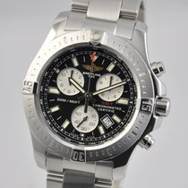 Breitling Colt Chronograph Steel 44mm Black United States of America, Ohio, Mason