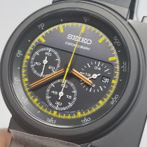Seiko Steel 40mm Black