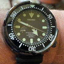 Seiko Marinemaster Титан