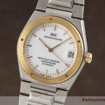 IWC Ingenieur Automatic Gold/Stahl 34mm Weiß Deutschland, Chemnitz