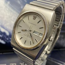 Omega Constellation Quartz Steel 43mm Silver No numerals