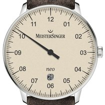 Meistersinger Neo Plus NE403 New Steel 40mm Automatic