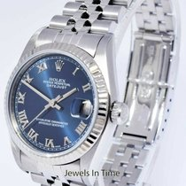 Rolex Lady-Datejust Steel 31mm Blue Roman numerals United States of America, Florida, 33431
