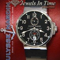 Ulysse Nardin Marine Chronometer 41mm Steel 41mm Black Arabic numerals United States of America, Florida, 33431