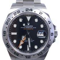 Rolex Explorer II Steel 42mm Black No numerals United States of America, Florida, Naples