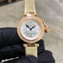 Cartier Roségold 27mm Quarz gebraucht