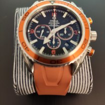 Omega 2221.80.00 Steel pre-owned