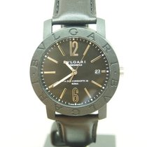 Bulgari BB40CL Carbono 2001 Bulgari 40mm usados