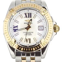 Breitling Cockpit Lady Gold/Steel 32mm Mother of pearl United States of America, Illinois, BUFFALO GROVE