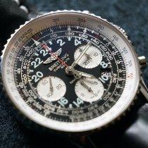 Breitling Navitimer Cosmonaute Acier 43mm Noir