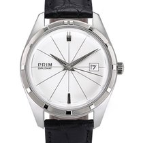 Prim new Automatic 40mm Steel Sapphire crystal