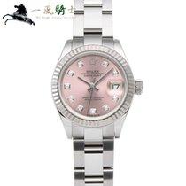 Rolex Lady-Datejust 279174G Gut Stahl 28mm Automatik
