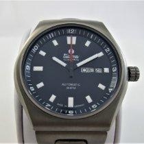 Tutima Titane 43mm Remontage automatique 6150-02 nouveau
