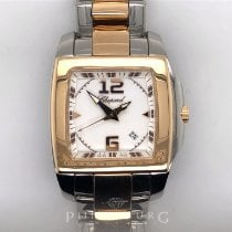 Chopard Two O Ten Goud/Staal 35mm Wit Geen cijfers Nederland, Eindhoven