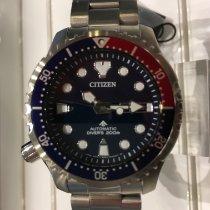 Citizen Promaster Marine Steel 42mm Blue No numerals