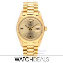 Rolex Day-Date 36 1803 1968 pre-owned
