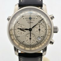 Graf pre-owned Automatic 42mm Silver