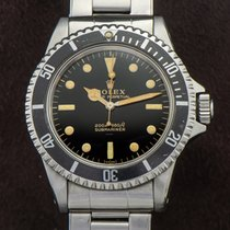 Rolex Submariner (No Date) 5513 1964 подержанные