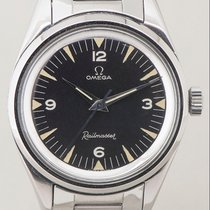 Omega Seamaster Railmaster Acier 38mm France, Paris