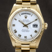 Rolex 18038 Or jaune 1979 Day-Date 36 36mm occasion France, Paris