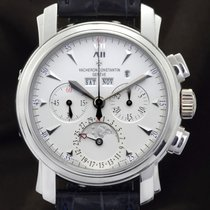Vacheron Constantin Platinum Manual winding 39mm pre-owned Malte