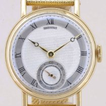 Breguet Yellow gold 34mm Manual winding pre-owned