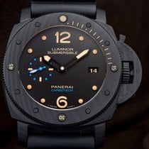 Panerai Luminor Submersible 1950 3 Days Automatic Carbone 47mm France, Paris
