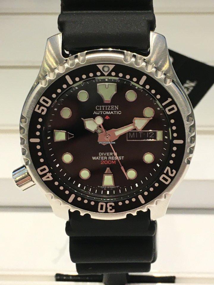 Citizen Promaster Marine NY0040-09EEM 2020 new