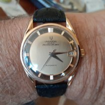 Universal Genève Polerouter Rose gold 34mm Gold No numerals United States of America, California, PASO ROBLES
