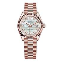 Rolex 279175 Oro rosa 2020 Lady-Datejust 28mm nuevo