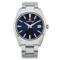 Seiko Grand Seiko new Quartz Watch with original box and original papers SBGV225G or SBGV225