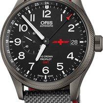 Oris Big Crown ProPilot GMT Steel 45mm Black Arabic numerals United States of America, Texas, Frisco