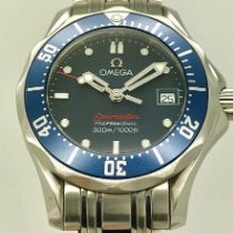 Omega 2224.80.00 Steel Seamaster Diver 300 M 28mm pre-owned United States of America, Florida, Miami