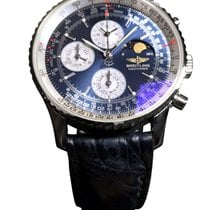 Breitling Navitimer 1461 Steel 41mm Black No numerals United States of America, New York, Greenvale