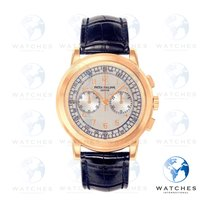 Patek Philippe 5070R Or rose 2008 Chronograph 42mm occasion