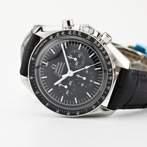 Omega Speedmaster Professional Moonwatch Steel 42mm Black No numerals United States of America, New Jersey, Oradell