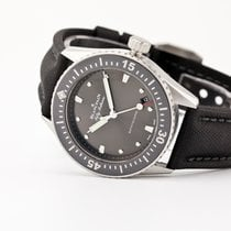 Blancpain new Automatic Luminous hands 38mm Steel Sapphire crystal