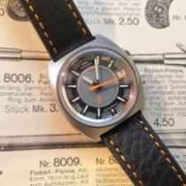Omega Memomatic 166.072 1970 new